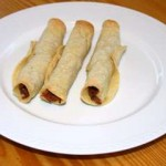 Homemade Taquitos Recipe