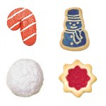 Easy Christmas Cookie Recipes One Recipe - Many Variations