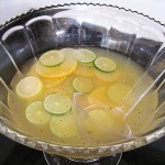 This Christmas Serve my Aunt Sis's Christmas Punch at your Holiday Gathering